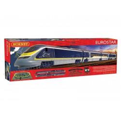 Hornby R1176 zestaw startowy Eurostar e300 Train Set