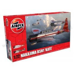 Airfix A04060 Nakajima B5N1 Kate 1:72
