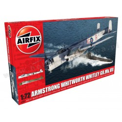 Airfix A09009 Armstrong Whitworth Whitley Mk.Vll / Mk.V 1:72