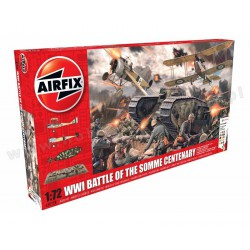Airfix A50178 Battle of Somme Centenary Gift Set 1:72
