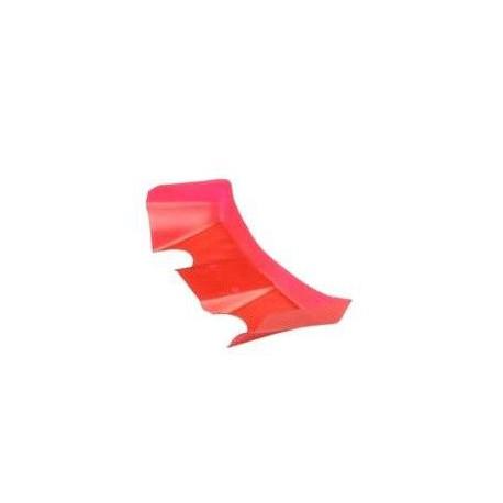 Spojler Buggy (Red) 1pc - R0091