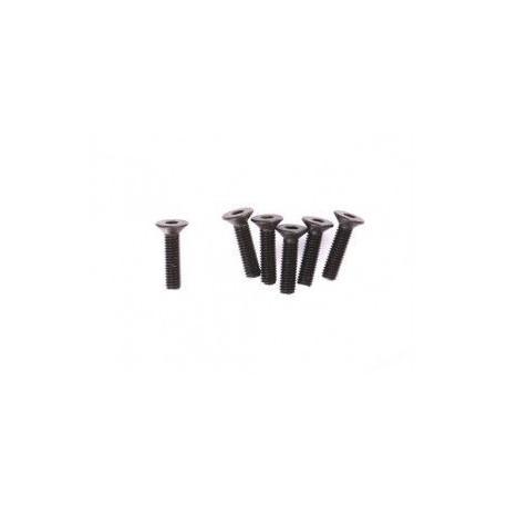 Śruba z łbem płaskim M3x14 6 szt. - 10249