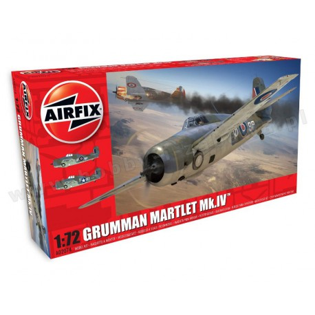 Airfix A02074 Grumman Martlet Mk.IV 1:72
