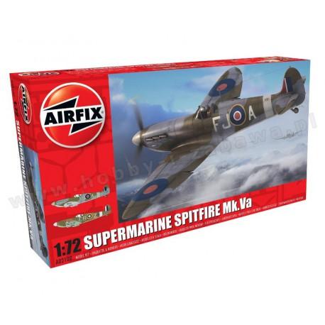 Zestaw|Airfix|A02102|Supermarine|Spitfire|Mk.VA|skala 1:72|modelarstwo
