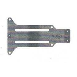 Upper plate 1pc - 10450