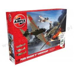 Airfix A50180 Pearl Harbor 75-lecie zestaw prezentowy 1:72