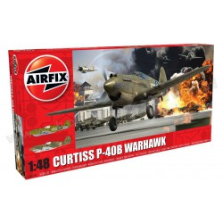 Airfix A05130 Curtiss P-40B Warhawk 1:48