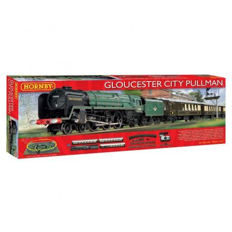 Hornby R1177 zestaw startowy Gloucester City Pullman Train Set