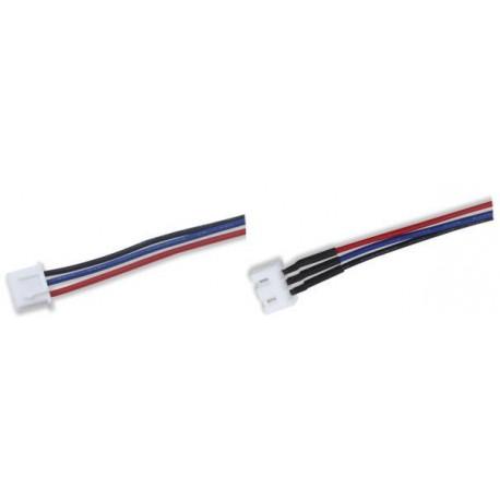 Para przewodów balancera XH 2S z kablem 10cm