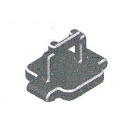 Front shock tower holder AL 1pc - 10936