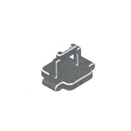 Mocowanie przedniej płyty zawieszenia (aluminium) 1 szt. - 10936