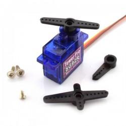 Oryginalne serwo SG92R (micro, 2.5kg/4.8V, 0.1sek./60*)