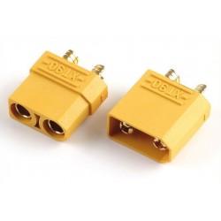 Para konektorów XT90