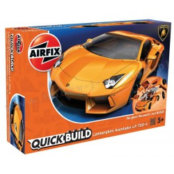 Airfix J6007 Lamborghini Aventador model do składania QUICK BUILD