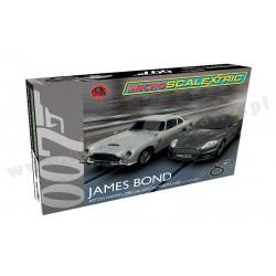 Scalextric G1122 Micro Sets James Bond tor wyścigowy dla najmłodszych 4+