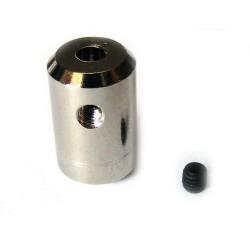 Sprzęgło sześciokątne 2mm