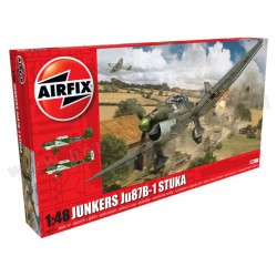 Airfix A07114 Junkers Ju87B-1 Stuka 1:48