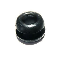 Gumowa przelotka do kabli 6.4mm, 4 szt