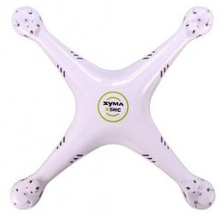 Obudowa biała - X5HC-01A