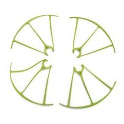 Rama ochronna (zielona) - X5HC-04A