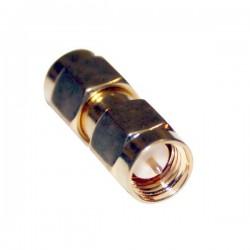 Adapter prosty RP-SMA plug do SMA plug