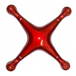 Obudowa czerwona góra + dół - X8HG-02R