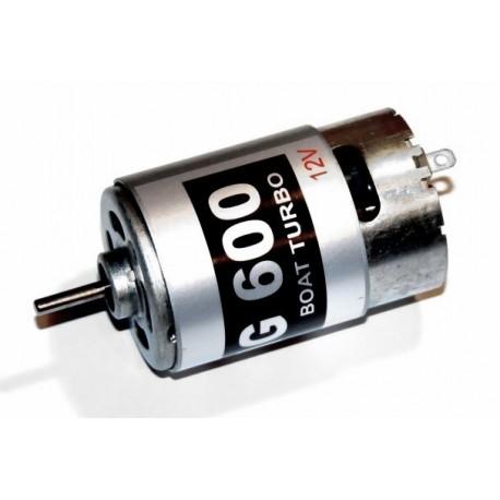 Silnik MIG 600 12V BOAT TURBO z wentylatorem