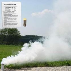 Mała świeca dymna biała AX-3 - 1szt