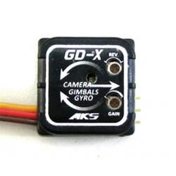 GDX Żyroskopowy sterownik gimbala kamerowego