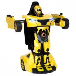 RS X MAN Transformer 1:14 2.4GHz RTR (akumulator, ładowarka USB) - Żółty