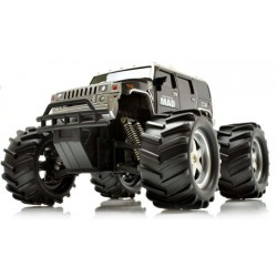 Mad Monster Truck 1:16 27/40MHz RTR - Czarny