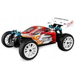 Himoto EXB-16 Buggy 1:16 4x4 2.4GHz RTR (HSP Troian)- 18502