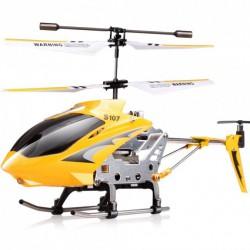 S107G (zasięg do 15m, podczerwień, czas lotu do 8 minut) - Żółty
