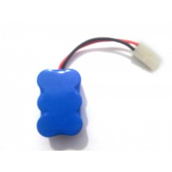 450mAh 7.2V NiMH Tamiya - LRP kostka do Deep blue 2.4GHZ