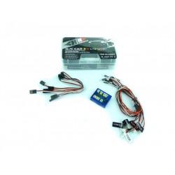 Diody R/C CAR 2.0 LED - Aktywne światła LED