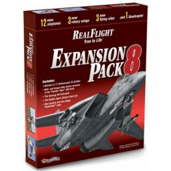 Expansion Pack 8 dodatek do symulatora RealFlight
