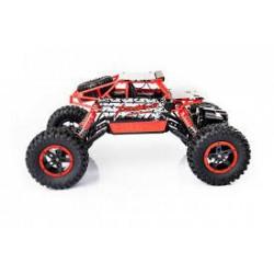 NQD 4WD Rock Crawler 1:18 2.4Ghz - Czerwony