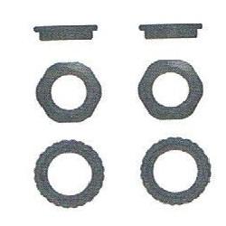 Pokrywa amortyzatora + pierścień do regulacji 2 kpl. - 10428