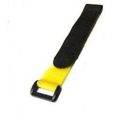 Rzep akumulatora 20x200mm GPX - Żółty