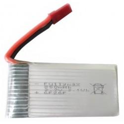 850mAh 3.7V LiPo JST do Syma X54H