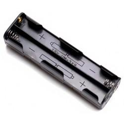 Koszyczek długi na 4 akumulatory R6/AA