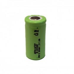 Ogniwo NiMH 1.2V 3000mAh 43SC HP