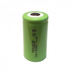 Ogniwo NiMH 1.2V 5000mAh 60D HT