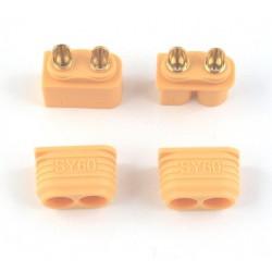 Para konektorów XT60+ z osłoną