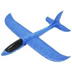 Szybowiec z dwoma trybami latania (rozpiętość 480mm) - Niebieski