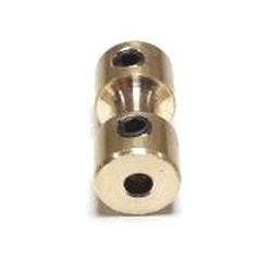 Łącznik sztywny 3mm - 3mm długość 15mm