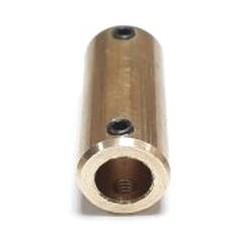 Łącznik sztywny 3.17mm - 5mm długość 24mm