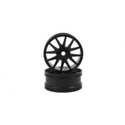 Wheel Rims 2szt Czarne - 82827