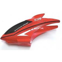 Kabinka czerwona Syma S39-01