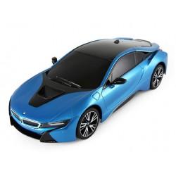 BMW i8 RASTAR 1:18 RTR (zasilanie na baterie AA) - niebieski